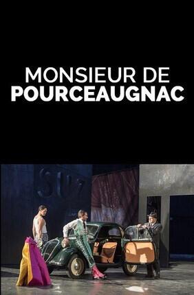 MONSIEUR DE POURCEAUGNAC (Le Blanc Mesnil)