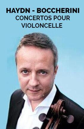 HAYDN - BOCCHERINI : CONCERTOS POUR VIOLONCELLE (Versailles)