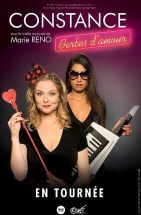 CONSTANCE ET MARIE RENO DANS GERBES D'AMOUR (Toulon)