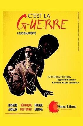 C'EST LA GUERRE (Theatre Essaion)