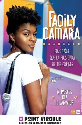 FADILY CAMARA - SHOWCASE (Le Point Virgule)