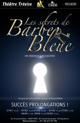LES SECRETS DE BARBE BLEUE