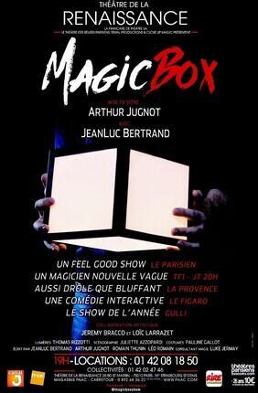 MAGIC BOX - MISE EN SCENE D'ARTHUR JUGNOT