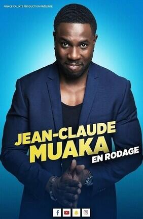 JEAN-CLAUDE MUAKA EN RODAGE