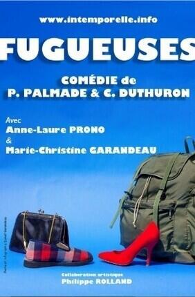FUGUEUSES DE PIERRE PALMADE ET CHRISTOPHE DUTHURON (Angers)