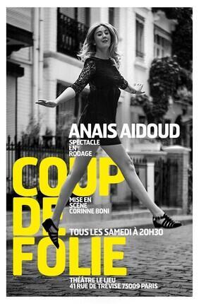 ANAIS AIDOUD DANS COUP DE FOLIE