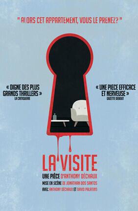 LA VISITE (Théâtre de Proche Graslin)