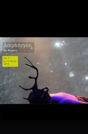 AMPHITRYON DE MOLIERE (Théâtre de l'Iris)