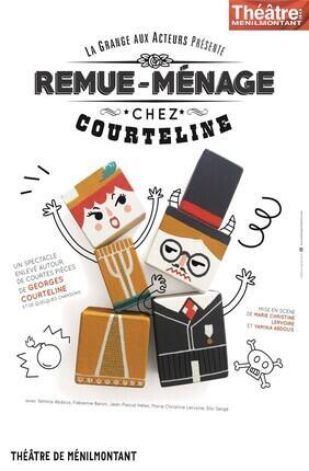 REMUE-MENAGE CHEZ COURTELINE
