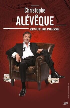CHRISTOPHE ALEVEQUE DANS REVUE DE PRESSE (Toulon)