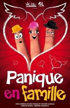 PANIQUE EN FAMILLE (Angers)