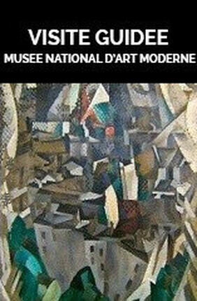 VISITE GUIDEE : MUSEE NATIONAL D'ART MODERNE :  NOUVEL ACCROCHAGE PAR MICHEL LHERITIER