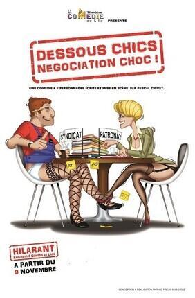 N.A.O. :DESSOUS CHICS, NEGOCIATION CHOC !