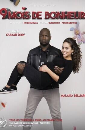 9 MOIS DE BONHEUR (Le Comedy Club)
