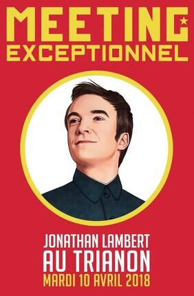 JONATHAN LAMBERT - LOOKING FOR KIM (Le Trianon)