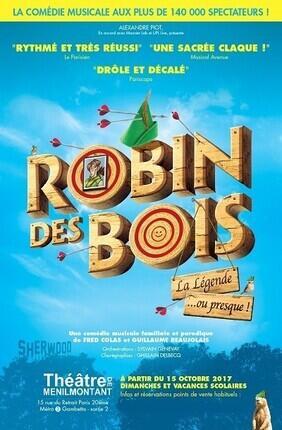 ROBIN DES BOIS (Theatre Menilmontant)