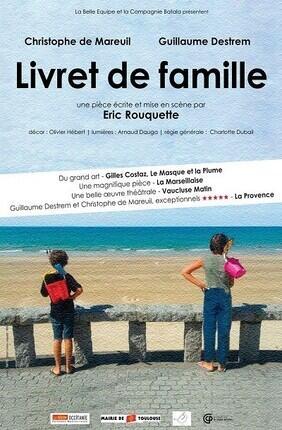 LIVRET DE FAMILLE (Muret)