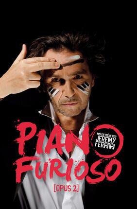 GILLES RAMADE DANS PIANO FURIOSO OPUS 2 (Apollo Theatre)