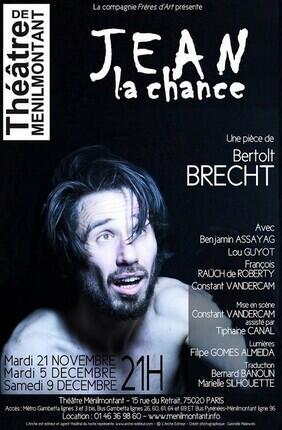 JEAN LA CHANCE (Theatre Menilmontant)
