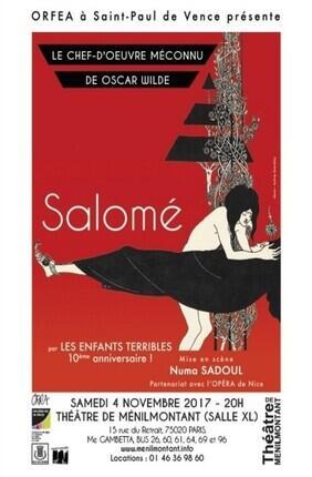 SALOME (Theatre Menilmontant)