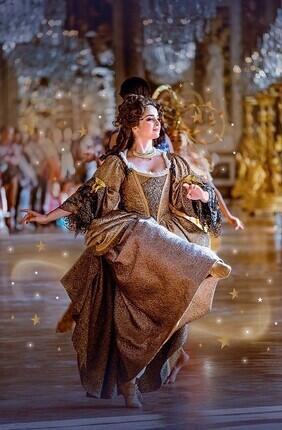 LE PARCOURS DU ROI (Versailles)