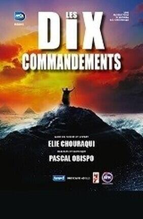 LES DIX COMMANDEMENTS (La Seine Musicale)