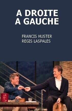 A DROITE A GAUCHE AVEC FRANCIS HUSTER ET REGIS LASPALES (Theatre du Casino Barriere)