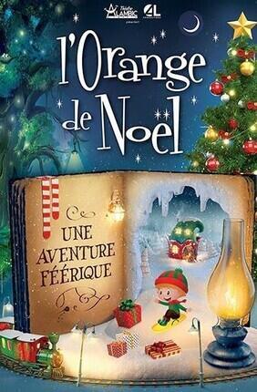L'ORANGE DE NOEL a L'Alambic Comédie