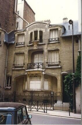VISITE GUIDEE : PASSY AVEC PARIS HISTORIQUE