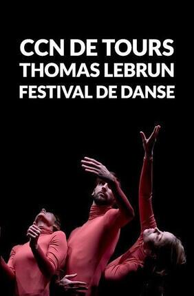 CCN DE TOURS - THOMAS LEBRUN - FESTIVAL DE DANSE (Cannes)