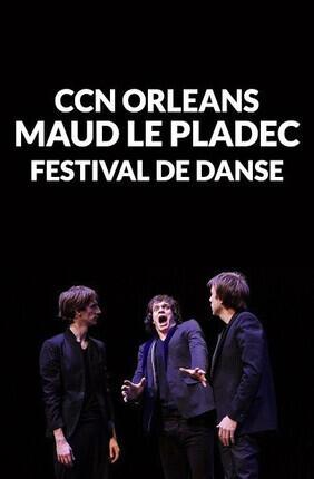 CCN ORLEANS - MAUD LE PLADEC - FESTIVAL DE DANSE (Cannes)