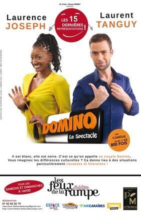 DOMINO, UN COUPLE CHAUDEMENT GIVRE