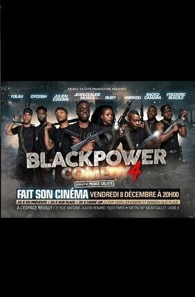 BLACK POWER COMEDY 4 FAIT SON CINEMA
