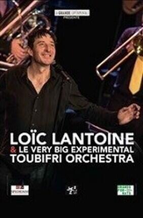 LOIC LANTOINE ET LE VERY BIG EXPERIMENTAL TOUBIFRI ORCHESTRA (Corbas)