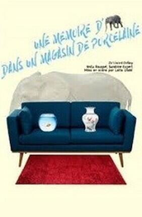 UNE MEMOIRE D'ELEPHANT DANS UN MAGASIN DE PORCELAINE (Angers)