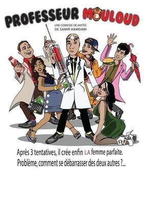 PROFESSEUR MOULOUD (Comedie de Lille)