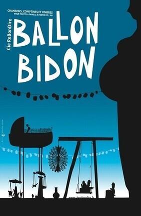 BALLON BIDON