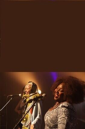 WOMEN GROOVE PROJECT (Montreuil)
