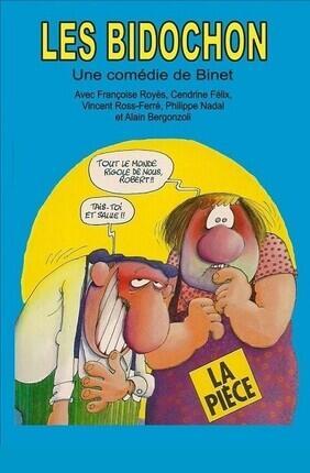 LES BIDOCHON (Comedie Paka)