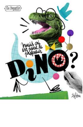MAIS OU EST PASSE LE PROFESSEUR DINO ? A Versailles