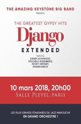 DJANGO EXTENDED - THE GREATEST GYPSY HITS