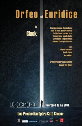 ORFEO ED EURIDICE DE GLUCK