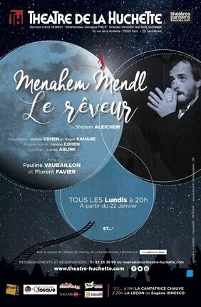 MENAHEM-MENDEL LE REVEUR