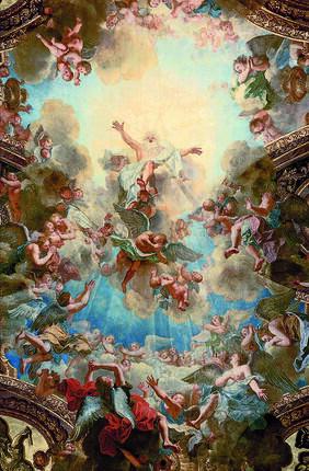LA GUERRE DES TE DEUM (Versailles)