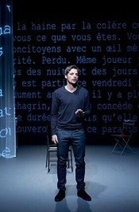 VOUS N'AUREZ PAS MA HAINE AVEC RAPHAEL PERSONNAZ (Versailles)
