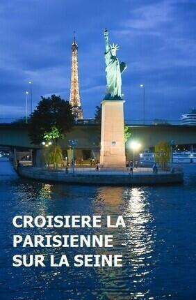 CROISIERE LA PARISIENNE SUR LA SEINE AVEC CANAUXRAMA