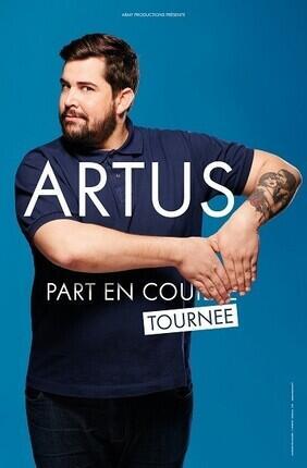 ARTUS DANS ARTUS PART EN TOURNEE (Les Pavillons sous Bois)