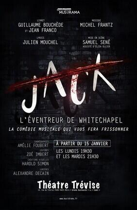 JACK L'EVENTREUR DE WHITECHAPEL