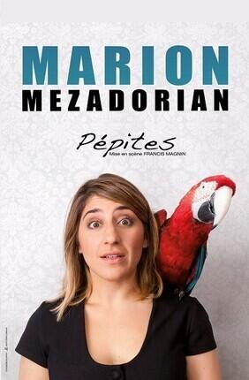 MARION MEZADORIAN DANS PEPITES (Le Citron Bleu)