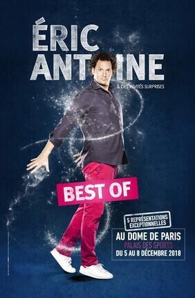 ERIC ANTOINE - BEST OF